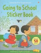 Going to School Sticker Book [With Stickers] - Civardi, Anne