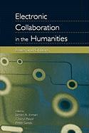 Electronic Collaboration in the Humanities: Issues and Options - Inman