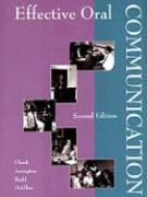 Effective Oral Communication - Cheek, Jimmy G.; Arrington, Larry R.; Rudd, Rick D.