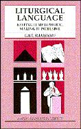 Liturgical Language - Ramshaw, Gail