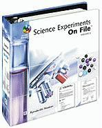 Science Experiments on File - Walker, Pam; Wood, Elaine