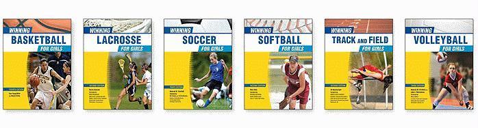 Winning Sports for Girls Set - Various