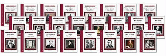 Critical Companion Set, 28-Titles: 30-Volumes - Various
