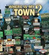 Where Is My Town? - Nelson, Robin