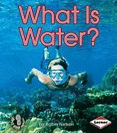 What Is Water? - Nelson, Robin