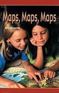 Maps, Maps, Maps - Chapman, Joan
