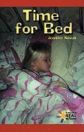 Time for Bed - Nowak, Jennifer