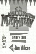 Discovering Matthew Lg: - Wilcox, Jim