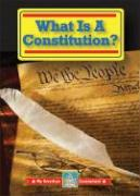 What Is a Constitution? - Thomas, William David
