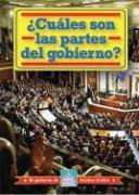 Cuales Son las Partes del Gobierno? = What Are the Parts of Government? - Thomas, William David
