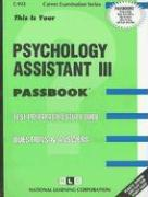 Psychology Assistant III: Test Preparation Study Guide Questions and Answers