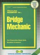 Bridge Mechanic: Test Preparation Study Guide Questions & Answers