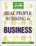 Real People Working in Business - Camenson, Blythe; Goldberg, Jan