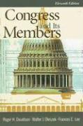 Congress and Its Members - Davidson, Roger H.; Oleszek, Walter J.; Lee, Frances E.