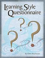Learning Style Questionnaire - Hutcheson, Chris