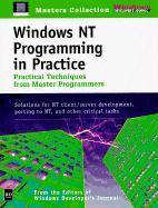 Windows NT Programming in Practice - Windows Dev
