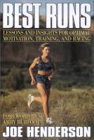Best Runs - Henderson, Joe
