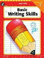 Basic Writing Skills, Grade 1 - Fitzgerald, Holly