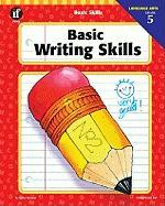 Basic Writing Skills, Grade 5 - Norman, Claire
