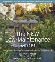 New Low-Maintenance Garden - Easton, Valerie