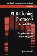 PCR Cloning Protocols - Chen, Bing-Yuan; Janes, Harry W.