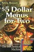 $5 Dollar Menus for Two - Bennett, Sylvia