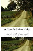 A Simple Friendship - Raphael, D.