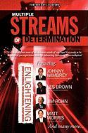 Multiple Streams of Determination, a New Chapter - Wimbrey, Johnny