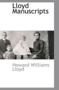 Lloyd Manuscripts - Lloyd, Howard Williams