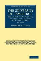 The University of Cambridge - Mullinger, James Bass