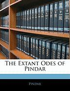 The Extant Odes of Pindar - Pindar