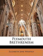 Plymouth Brethrenism - Whately, Elizabeth Jane