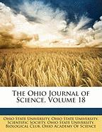 The Ohio Journal of Science, Volume 18