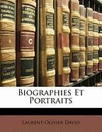 Biographies Et Portraits - David, Laurent-Olivier
