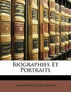 Biographies Et Portraits - David, Laurent-Olivier