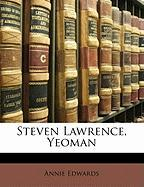 Steven Lawrence, Yeoman - Edwards, Annie