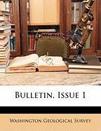 Bulletin, Issue 1