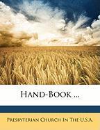 Hand-Book ...