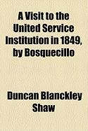 A Visit to the United Service Institution in 1849, by Bosquecillo - Shaw, Duncan Blanckley