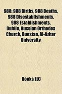988: Christianization of Kievan Rus', List of State Leaders in 988,