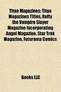 Titan Magazines: John Freeman,