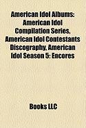 American Idol Albums: American Idol Contestants Discography, American Christmas,