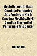 Music Venues in North Carolina: Performing Arts Centers in North Carolina, McDibbs, North Carolina Blumenthal Performing Arts Center