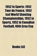 1952 in Sports: 1952 Tour de France