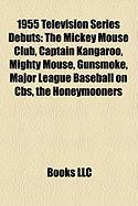 1955 Television Series Debuts: Major League Baseball on CBS