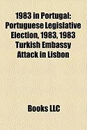 1983 in Portugal: Portuguese Legislative Election, 1983