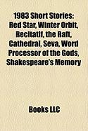 1983 Short Stories (Study Guide): Red Star, Winter Orbit