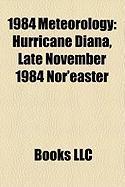 1984 Meteorology: Hurricane Diana