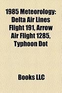 1985 Meteorology: Delta Air Lines Flight 191