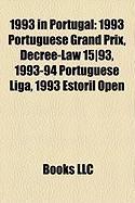 1993 in Portugal: 1993 Portuguese Grand Prix